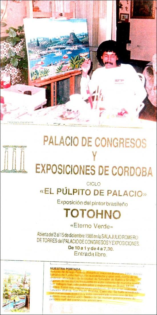 Palacio de Congresos, 1988