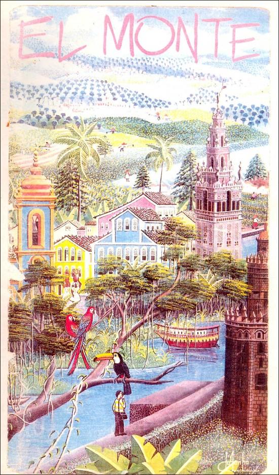 Capa El Monte, 1992
