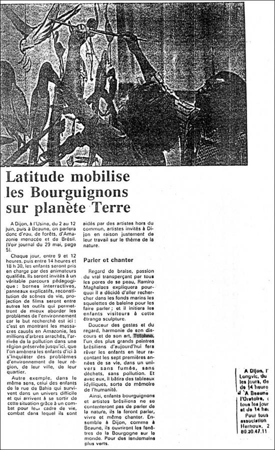 Dijon, 1993