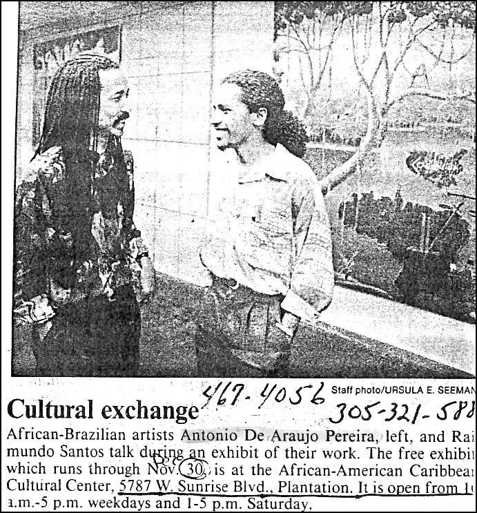 Cultural Exchange, 1994