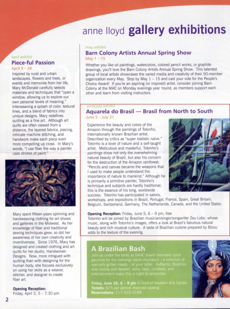 DAAC Newsletter, 2009