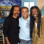 Totonho & Dede Sampaio & Baabe Irving