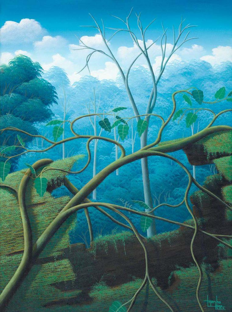 fine-art print, tree trunk, by Totonho