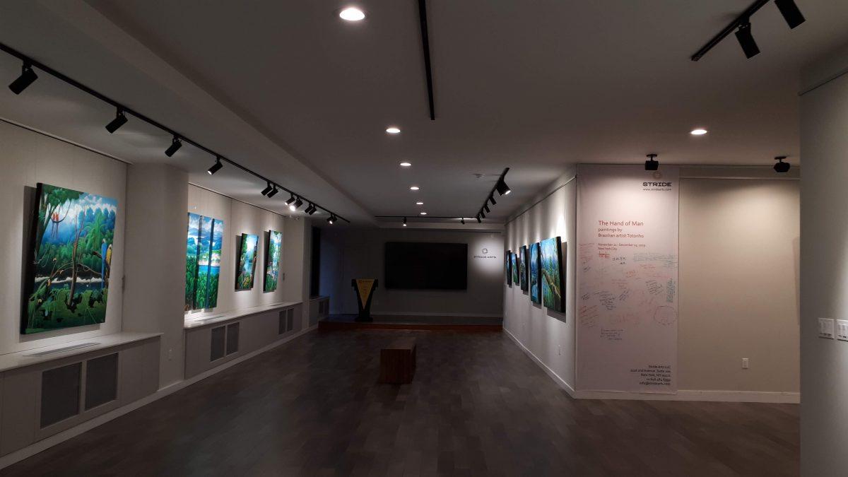 Totonho @ Stride Arts NYC